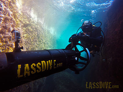Lassdive - Scuba diving courses