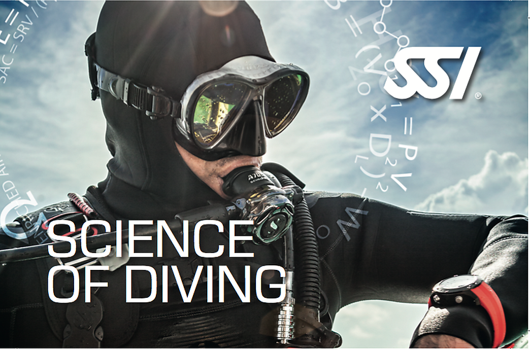 Science of Diving SSI Diving Specialty course in Costa Brava