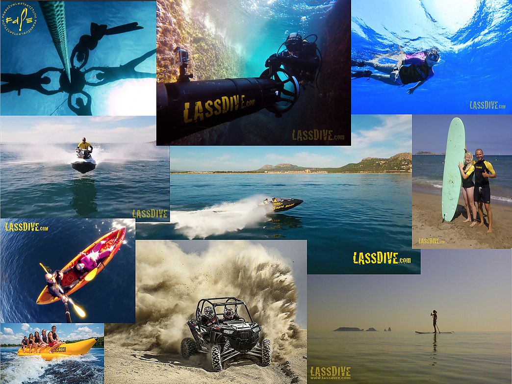 Special deals and offers from Lassdive