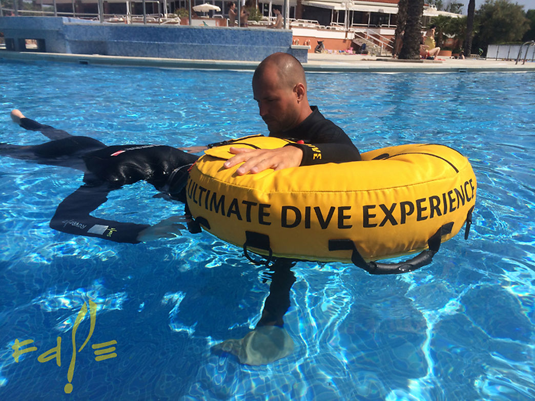 Freediving Basic Instructor course in Costa Brava