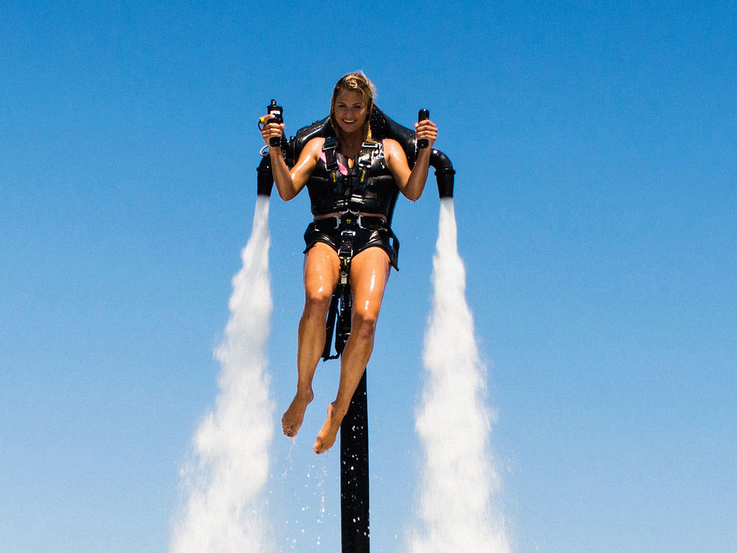 Jet Pack: fly and live the experience of being in a movie in Costa Brava!