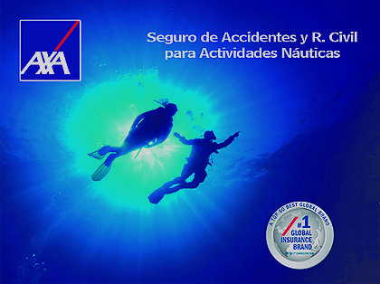Lassdive's insurance for scuba diving, freediving and water activities