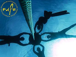 Freediving in Barcelona with Lassdive