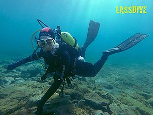 Choose Lassdive for your diving introduction in Girona!