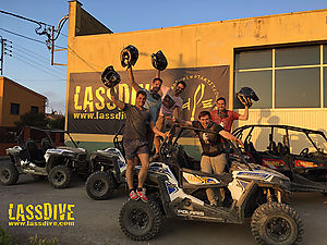 Unforgettable bachelor parties with Lassdive!
