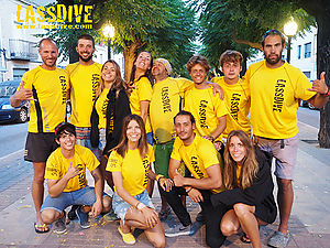 A luxury summer with Lassdive - Freedive l'Estartit