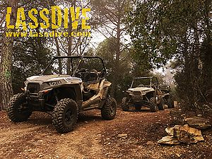 Lassdive's Buggy Adventure Trips in Costa Brava, Girona