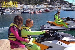 Your Jet Ski adventure tours in Costa Brava