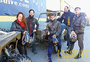 Lassdive's Buggies in Costa Brava