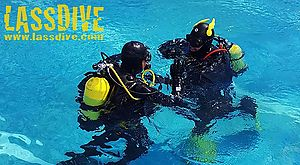 Diving Courses in Costa Brava with the incredible Lluc