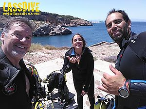 Scuba diving courses and diving trips in Estartit