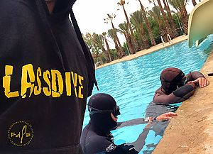Becoming a Certified Freediver