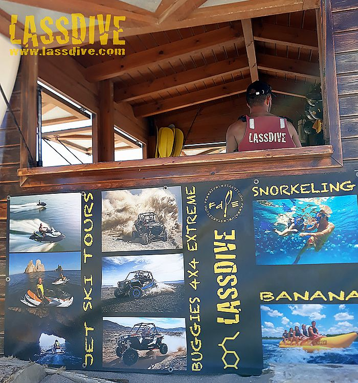 New adventure sports and water activities center in Estartit