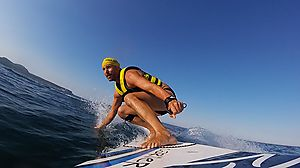 Jet Surf - Surfboarding at Costa Brava