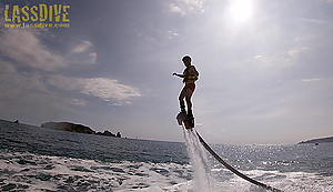 More pirouettes, more adrenaline, more Flyboard!