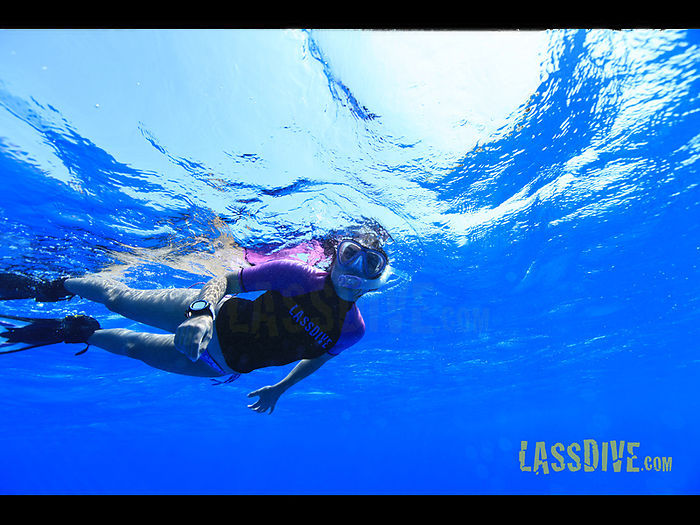 Snorkel vs apnea, Freedive l'Estartit