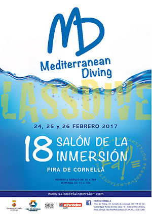 Barcelona's Diving Show 2017